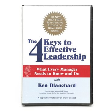 The 4 Keys to Effective Leadership Video
