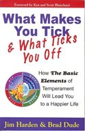 What Makes You Tick & What Ticks You Off