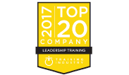 2017 Top 20 Leadership Development Company Training Award | Ken Blanchard