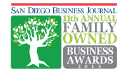 SD Business Journal Leadership Training Company Business Award | Ken Blanchard