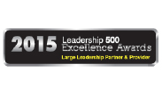 2015 Leadership 500 Excellence Management Training Company Award | Ken Blanchard