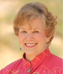 Margie Blanchard Motivational Speaker and leadership expert Management Trainer | Ken Blanchard