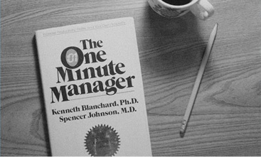 1980 One Minute Manager Training Book is Published | Ken Blanchard