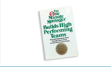 1990 One Minute Manager Builds High Performing Teams Management Training Published
