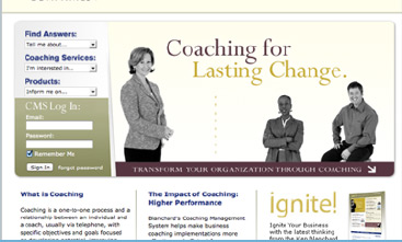 2000 Coaching.com Launches Online With Full Service Coaching Courses