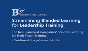 blended instruction research paper Online vs blended learning: differences in instructional outcomes and learner satisfaction 29 the extensive review of related literature about online and blended.