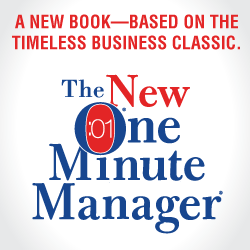 New One Minute Manager by Ken Blanhcard and Spencer Johnson