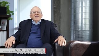 Ken Blanchard on the First-Time Manager Program