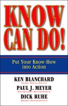 Know Can Do! by Ken Blanchard and Dick Ruhe