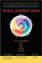 Achieve Leadership Genius by Drea Zigarmi