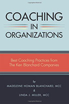 Coaching in Organizations by Linda Miller and Madeleine Homan Blanchard