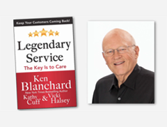 Ken Blanchard on Legendary Service